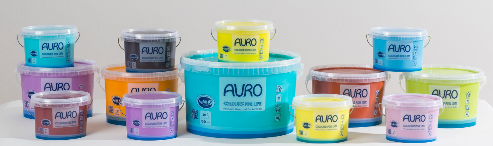 Auro  Colours for Life Premium Wandfarbe