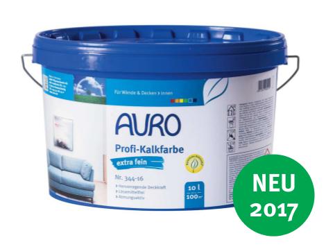 Auro Profi-Kalkfarbe extra fein